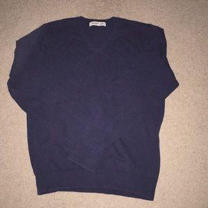 Navy blue Old Navy sweater. Size Medium.